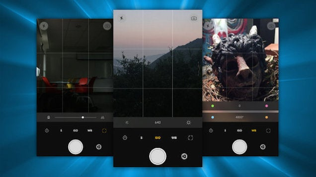 Reuk Puts Loads of Manual Camera Controls on Your iPhone