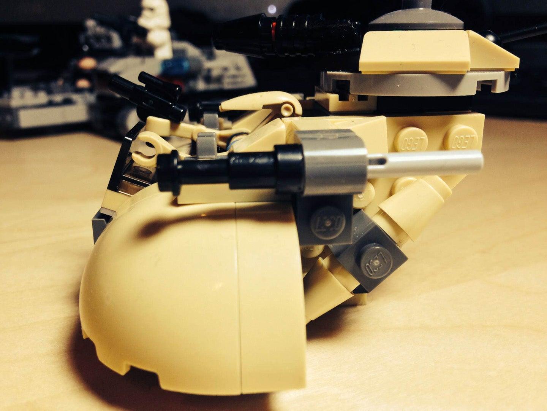 A Little LEGO Star Wars Goes A Long Way