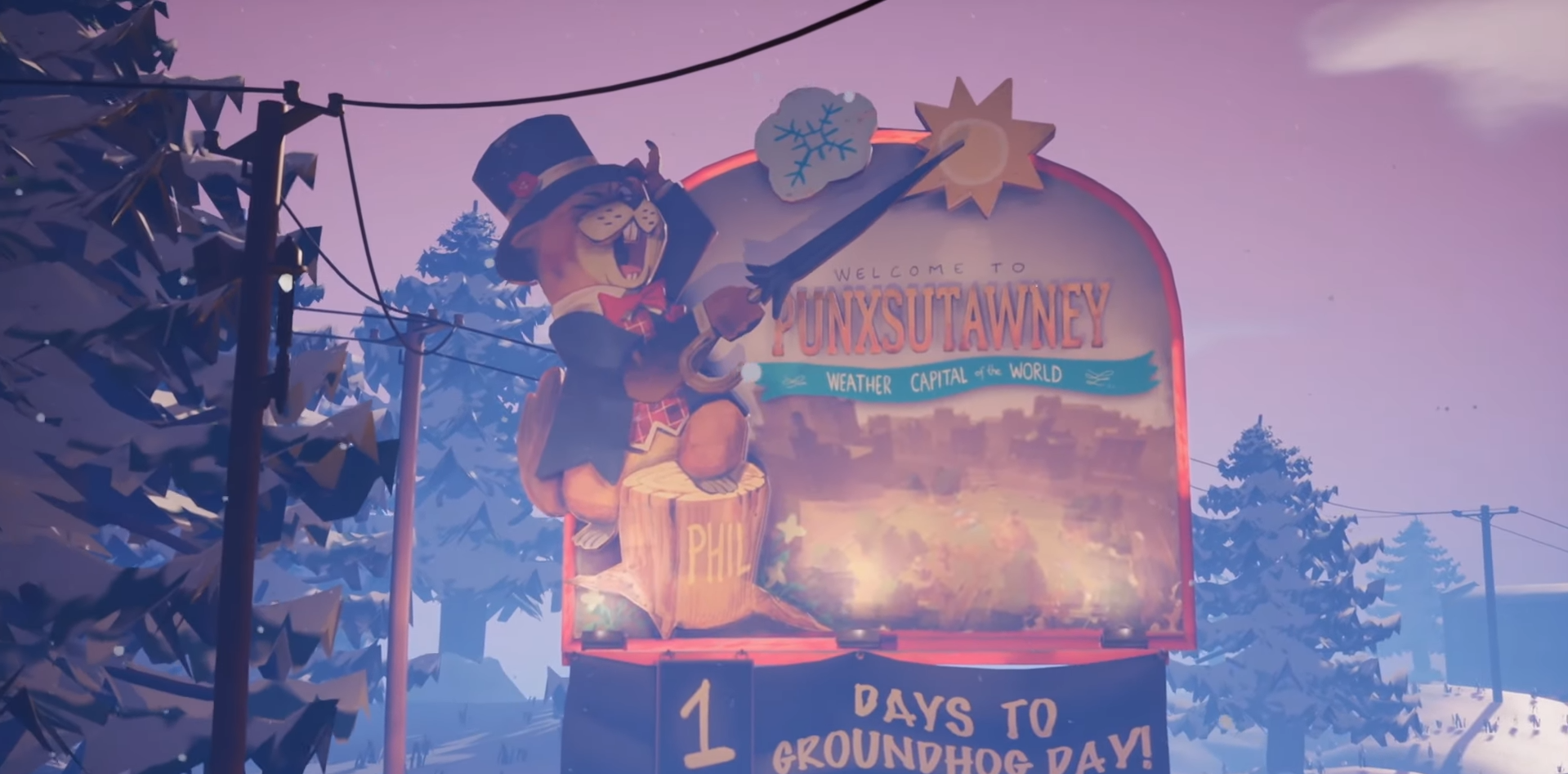 Groundhog Day: Like Father Like Son Is A PSVR GameAnd A Sequel To The Bill Murray Film