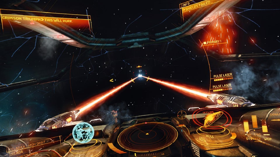 Despite Player Outcry, Elite: Dangerous Will Remain Always Online