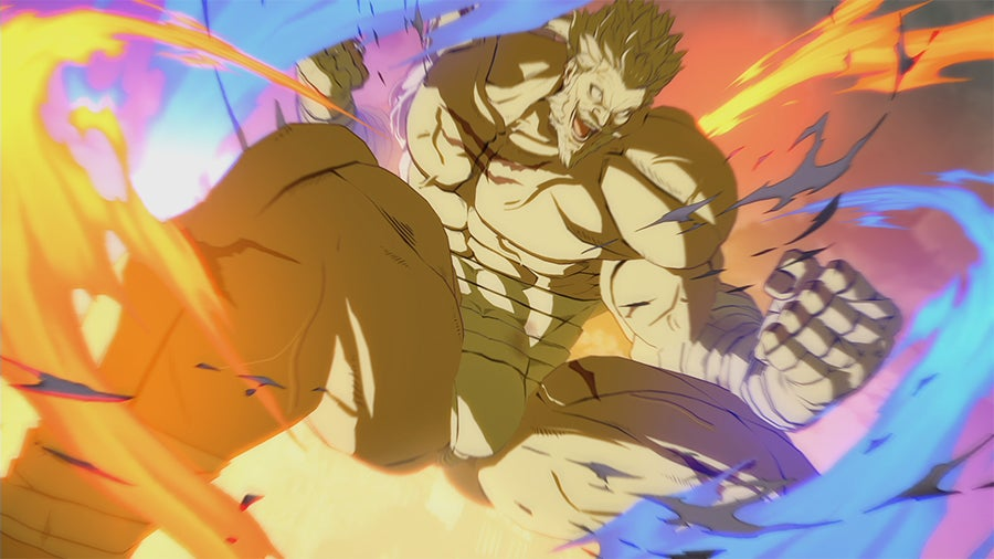 Granblue Fantasy Versus Adds Buff Grandpa Soriz On April 7