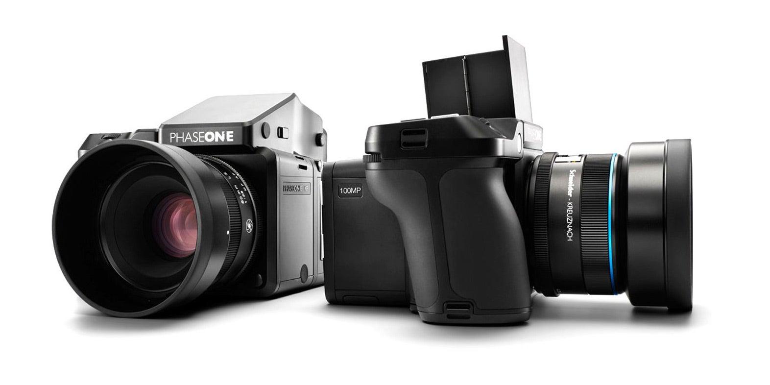 This Medium-Format Camera Captures A Staggering 100 Megapixels