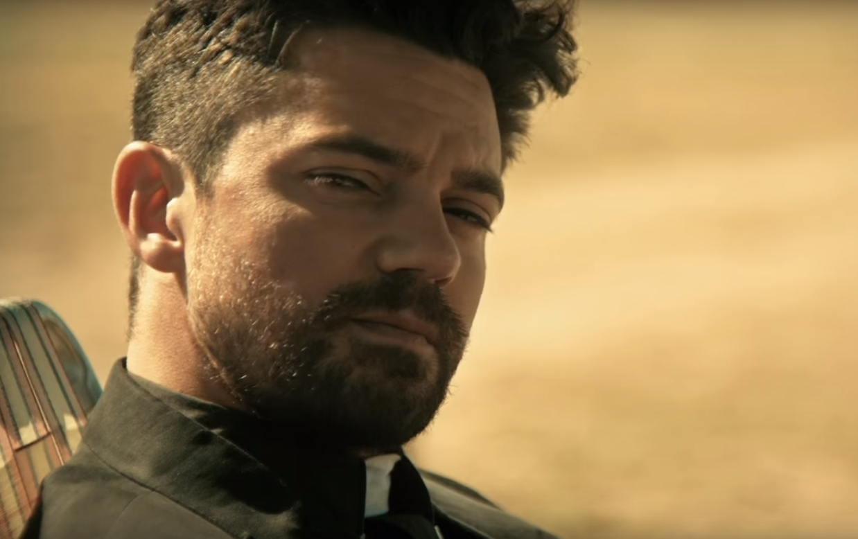 The First Episode Of Preacher Gets The Important Stuff Right