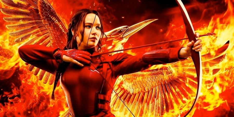 The Hunger Games Helped A 12-Year-Old Girl Become A Real-Life Hero