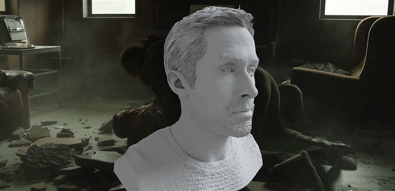A CG Replacement Head Helped Save Ryan Gosling's Face While Filming Blade Runner 2049