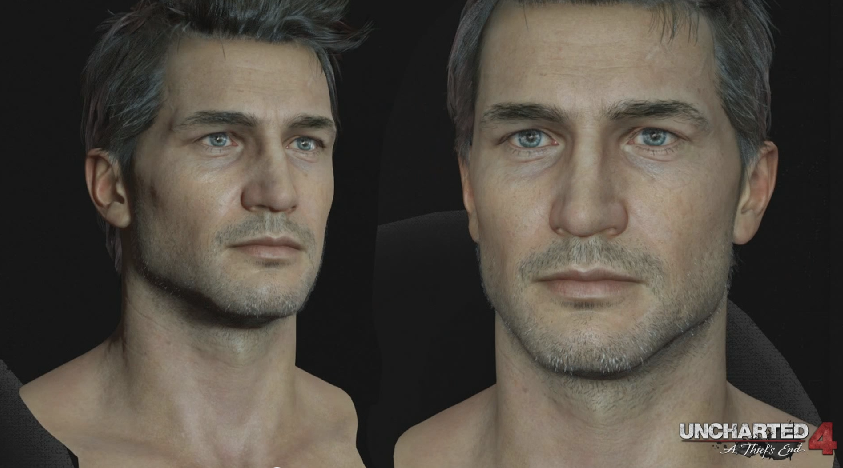 The New Nathan Drake Shows Off The Power of the PS4