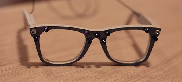 New Glasses Make You Invisible to Facial Recognition Software