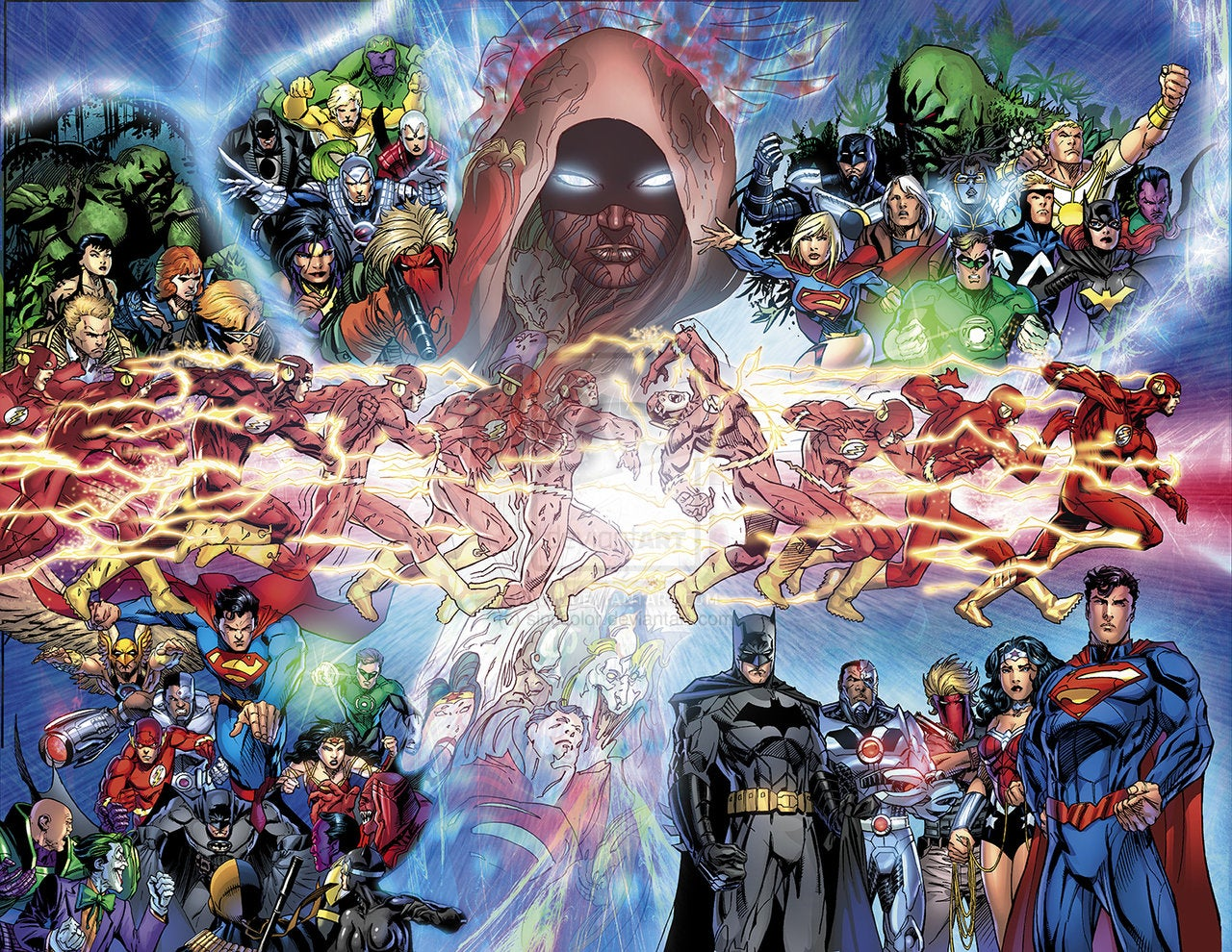 Crisis Management: Why DC Comics Is Always Changing Everything