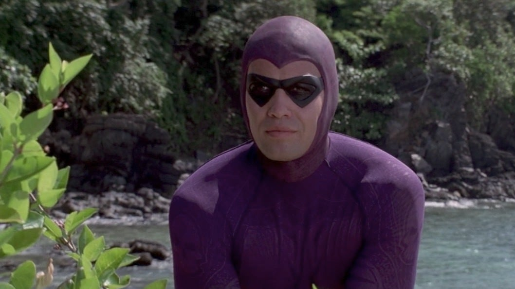 The Phantom May Be The Most Eager-To-Please Superhero Movie To Ever Wear Spandex