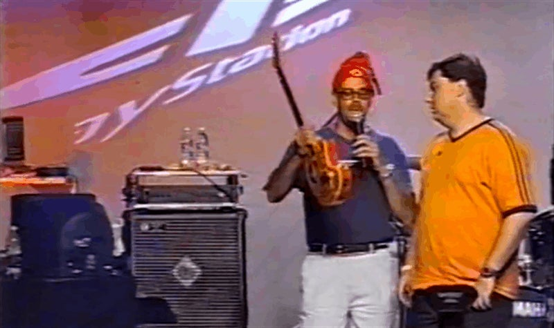 1999 PS1 Game Launch Party Was A Wonder Of The 20th Century