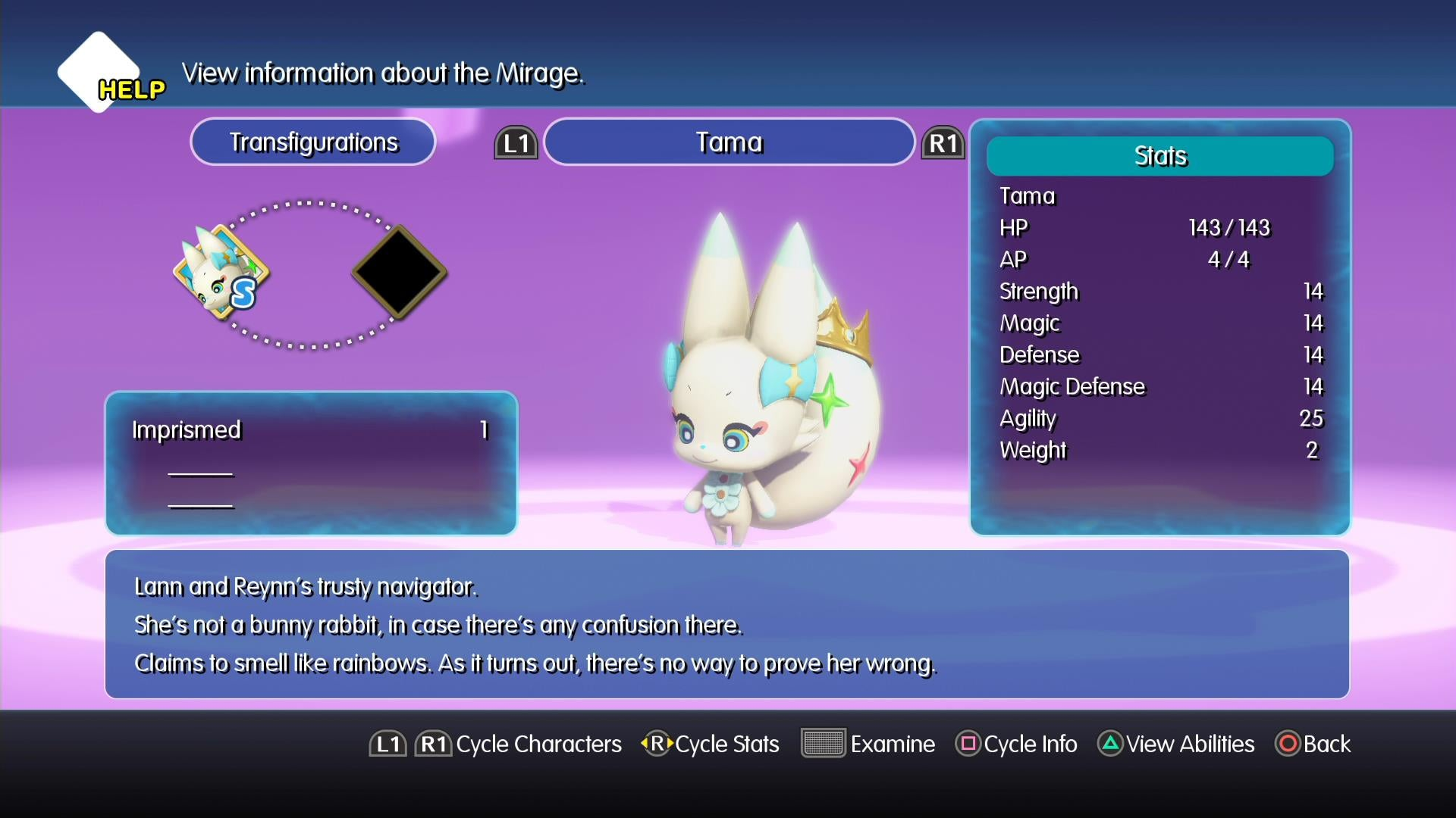 World Of Final Fantasy's Ridiculous Mirage Manual Is Worth Reading