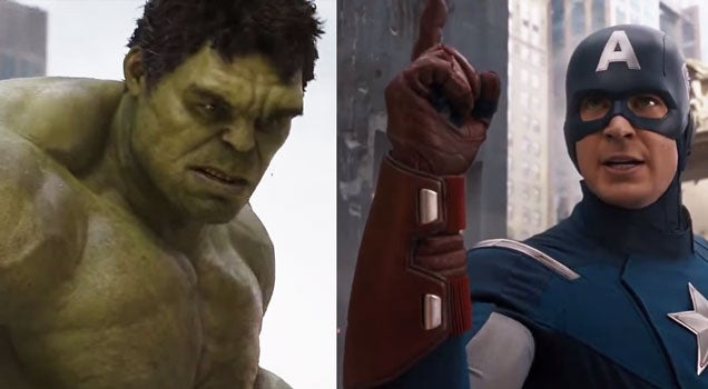 Scientist Explains The Hulk And Captain America