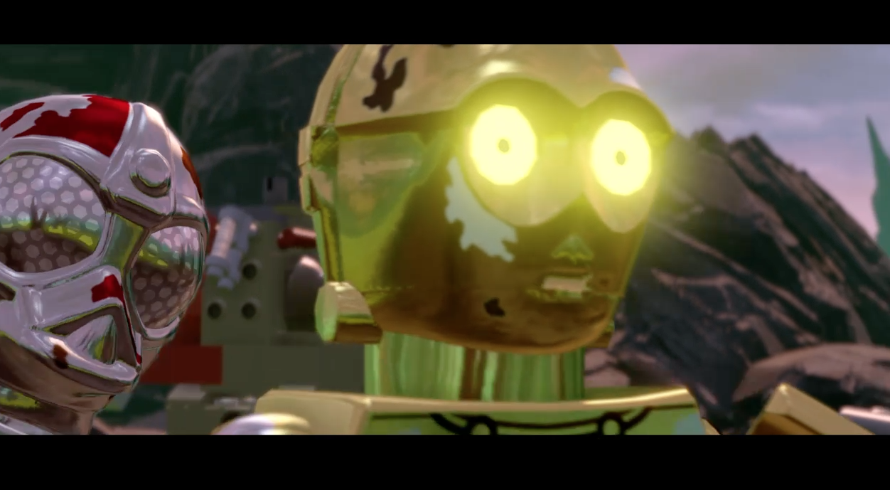 It's A Great New Lego Star Wars Level, But It's PlayStation Exclusive