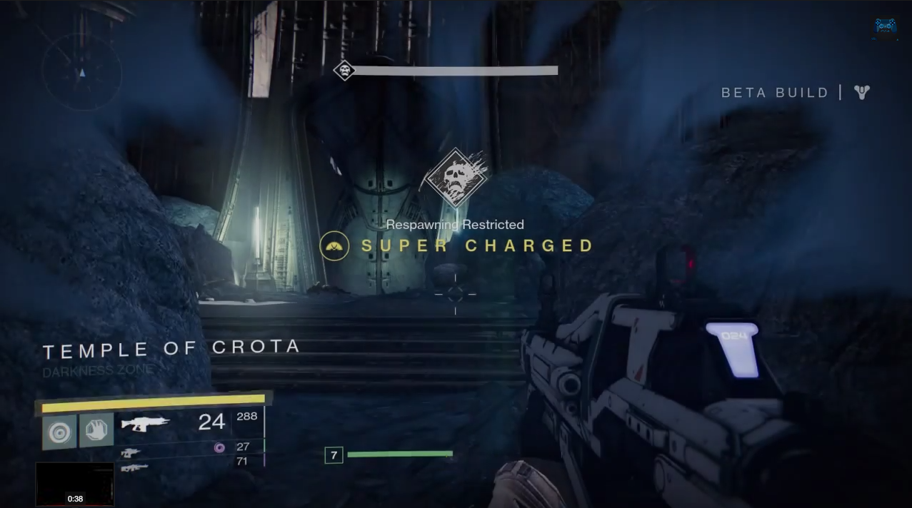 Today's Special Destiny Mission Took Players to the Moon