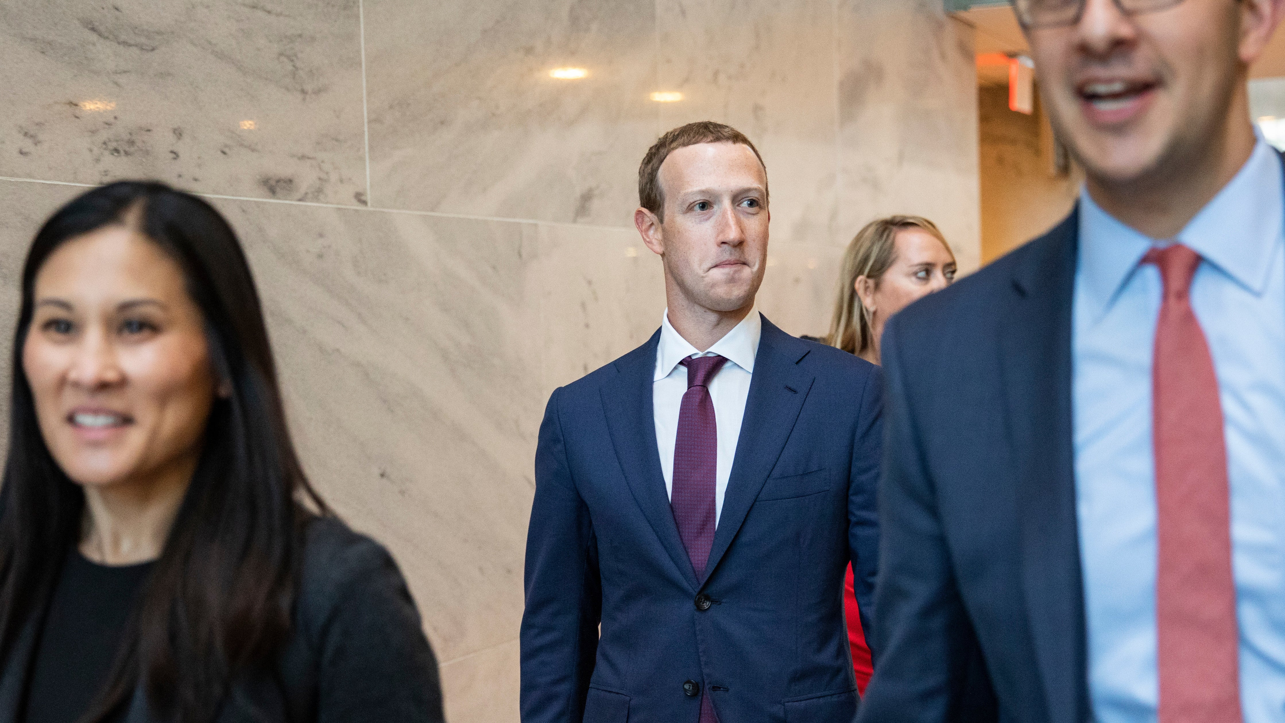 U.S. Senators Warn Visa, Mastercard To Think Twice About Joining Facebook's Cryptocurrency Scheme
