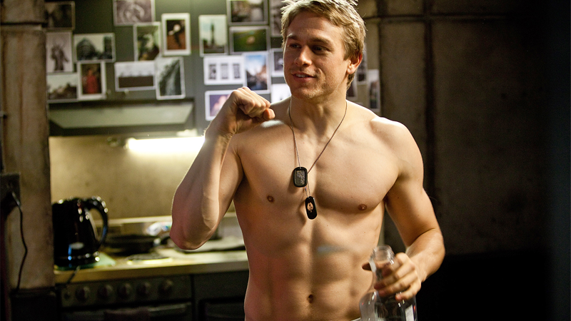 Neither Charlie Hunnam Nor His Abs Will Return For Pacific Rim 2