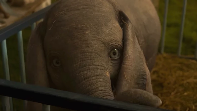 The Latest Dumbo Preview Is Wonderfully Whimsical, And Just A Little Uncanny