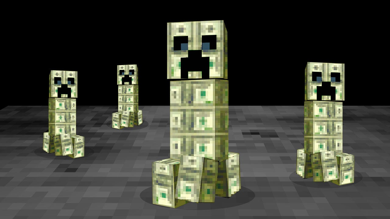 Shady Minecraft Convention Disappears, Ticket Money Missing