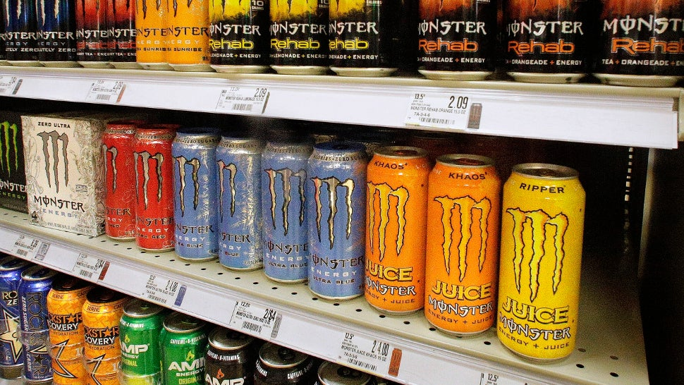 Man Contracts Severe Hepatitis After Binging On Energy Drinks For Three Weeks