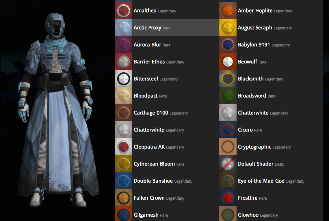 How To Preview Your Outfits Before Buying Them In Destiny