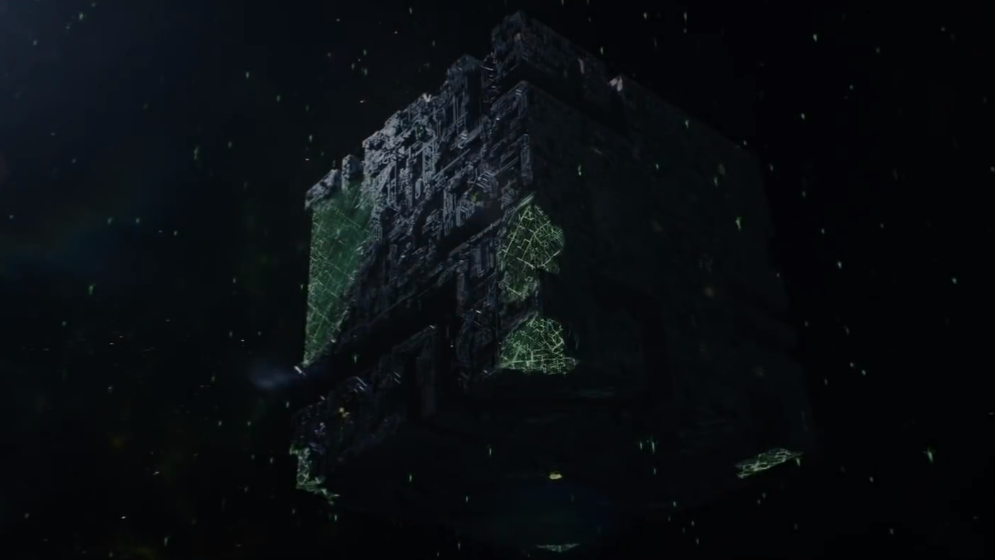 Meet The Artefact, Star Trek: Picard's Decommissioned Borg Cube