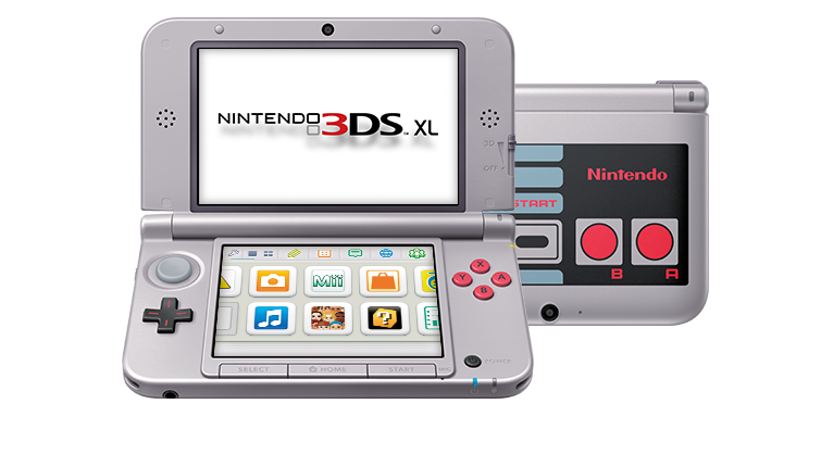 Nintendo Releasing GameStop-Only NES Version Of 3DS (CORRECTION)