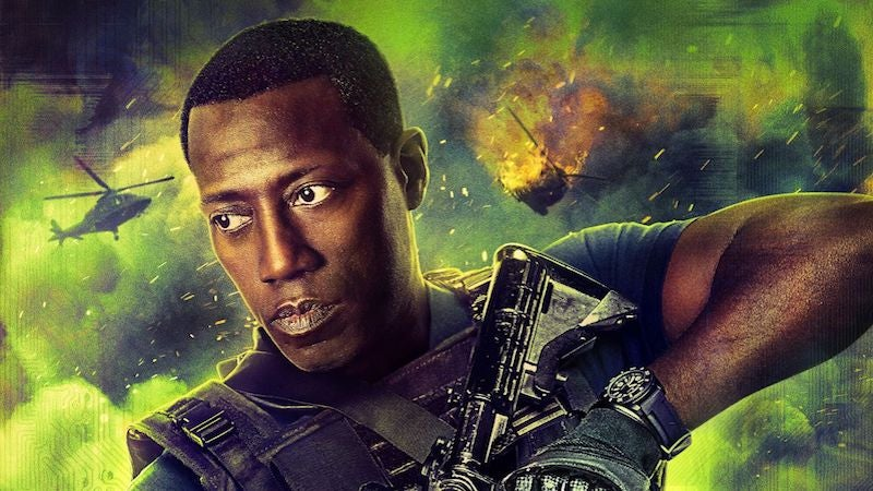 The Armed Response Trailer Will Make You Miss Big BudgetWesley Snipes Action Movies