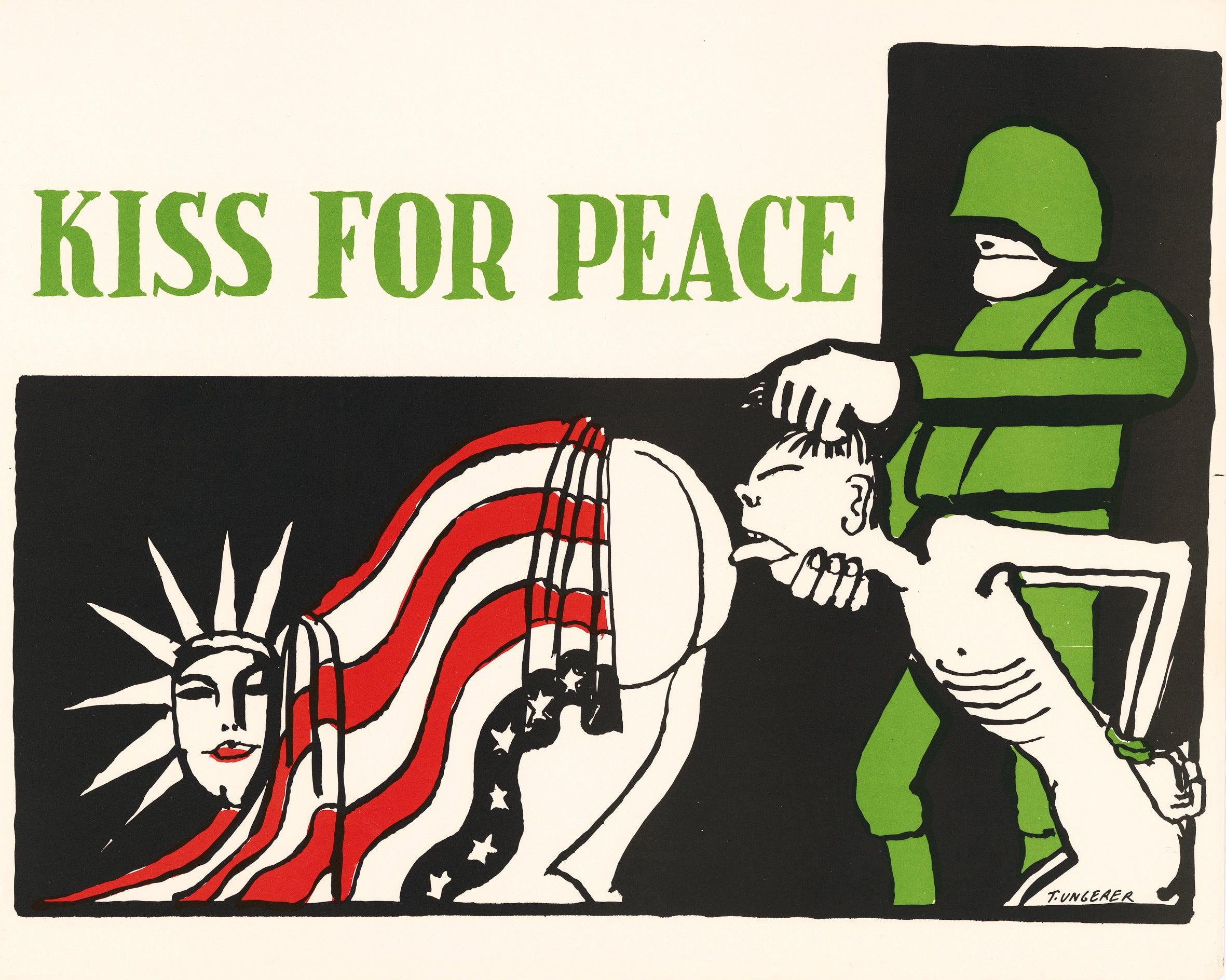 anti war literature