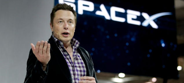 This Is Elon Musk's Plan To Build A Space Internet