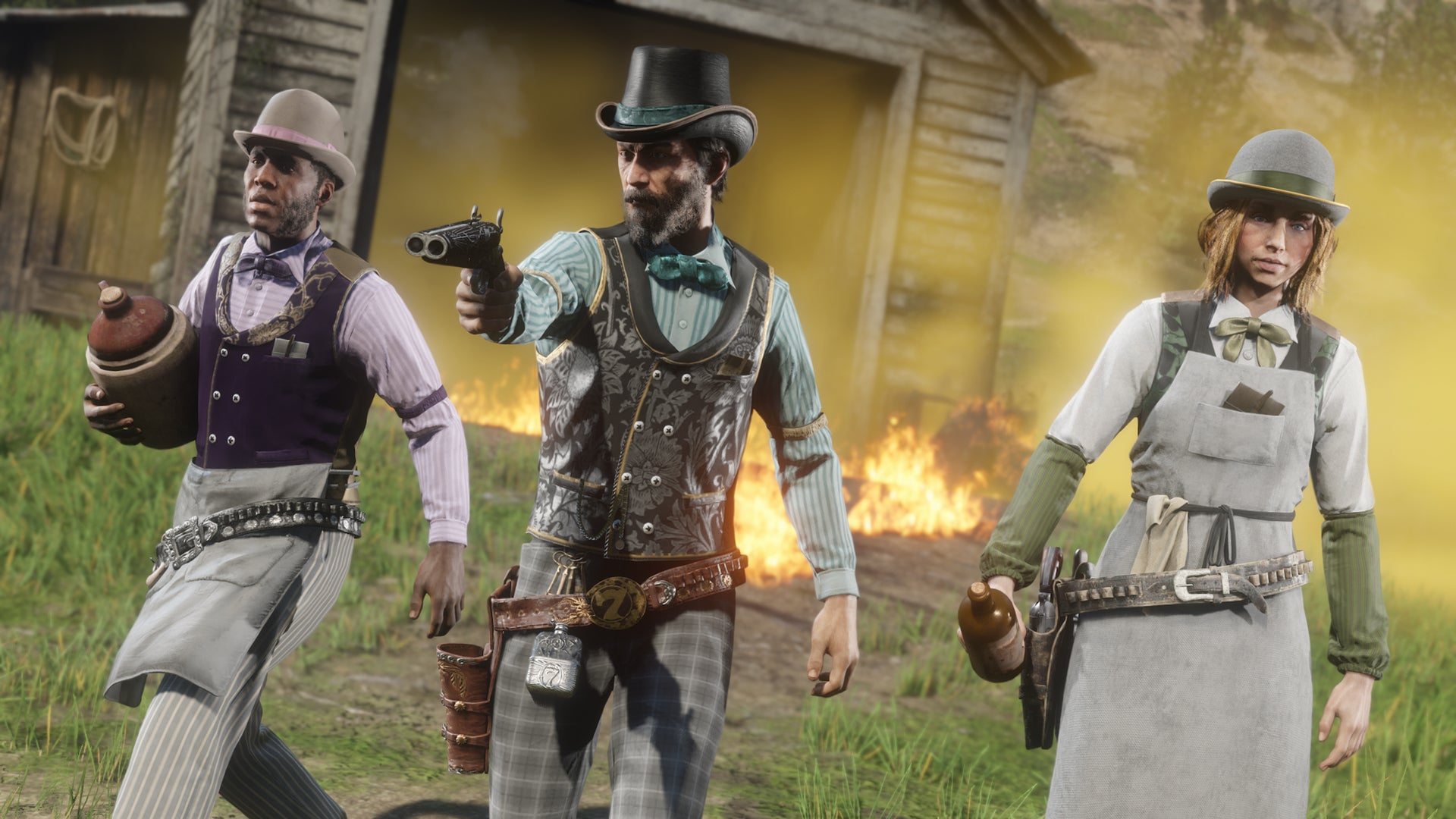 Red Dead Online's New Moonshiner Role Is The Best Yet