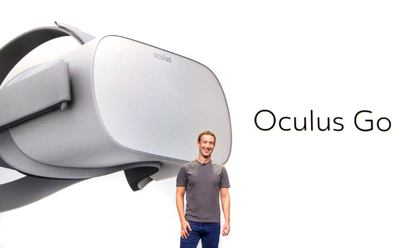 Oculus Go, Facebook's Rumoured $250 Standalone Headset, Is Finally Here
