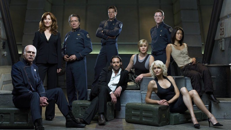 Battlestar Galactica's Ronald D. Moore Admits The Cylons Never Had A Plan At All