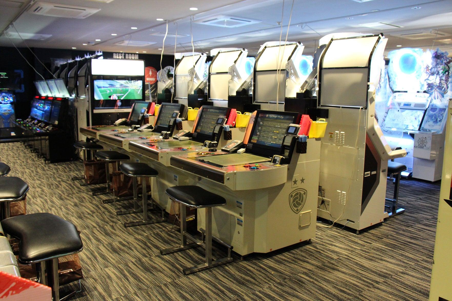 Sega's New Streaming Platform Will Turn Japanese Arcades Into Little Data Centres