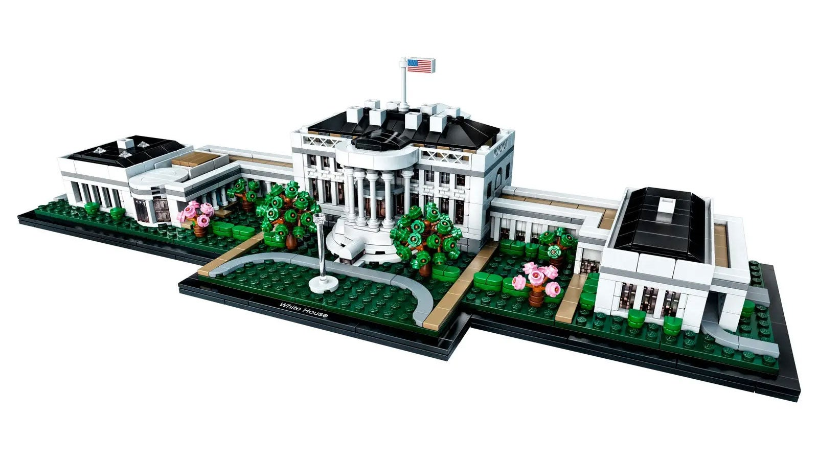 LEGO Asks Stores To Stop Advertising Police, White House Sets