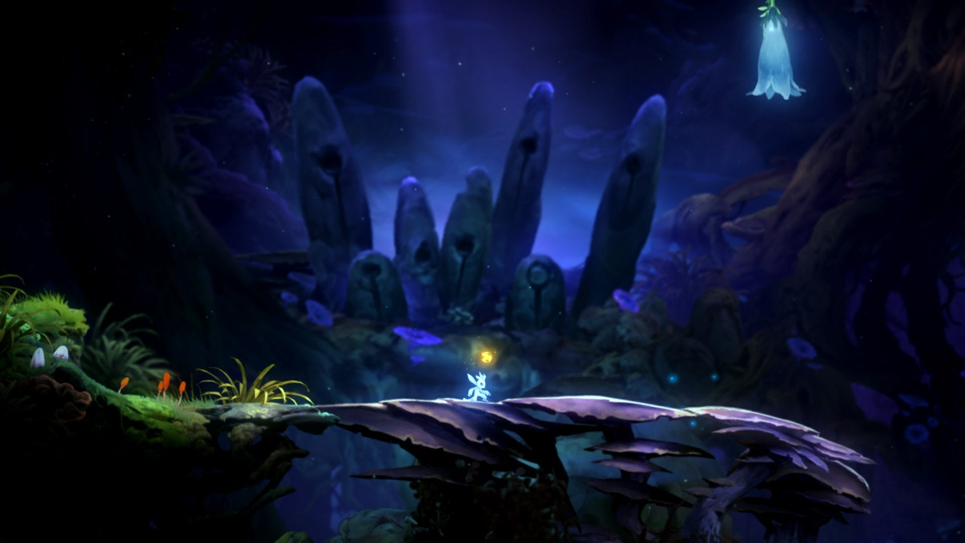 How To Open Up The Midnight Burrows In Ori And The Will Of The Wisps