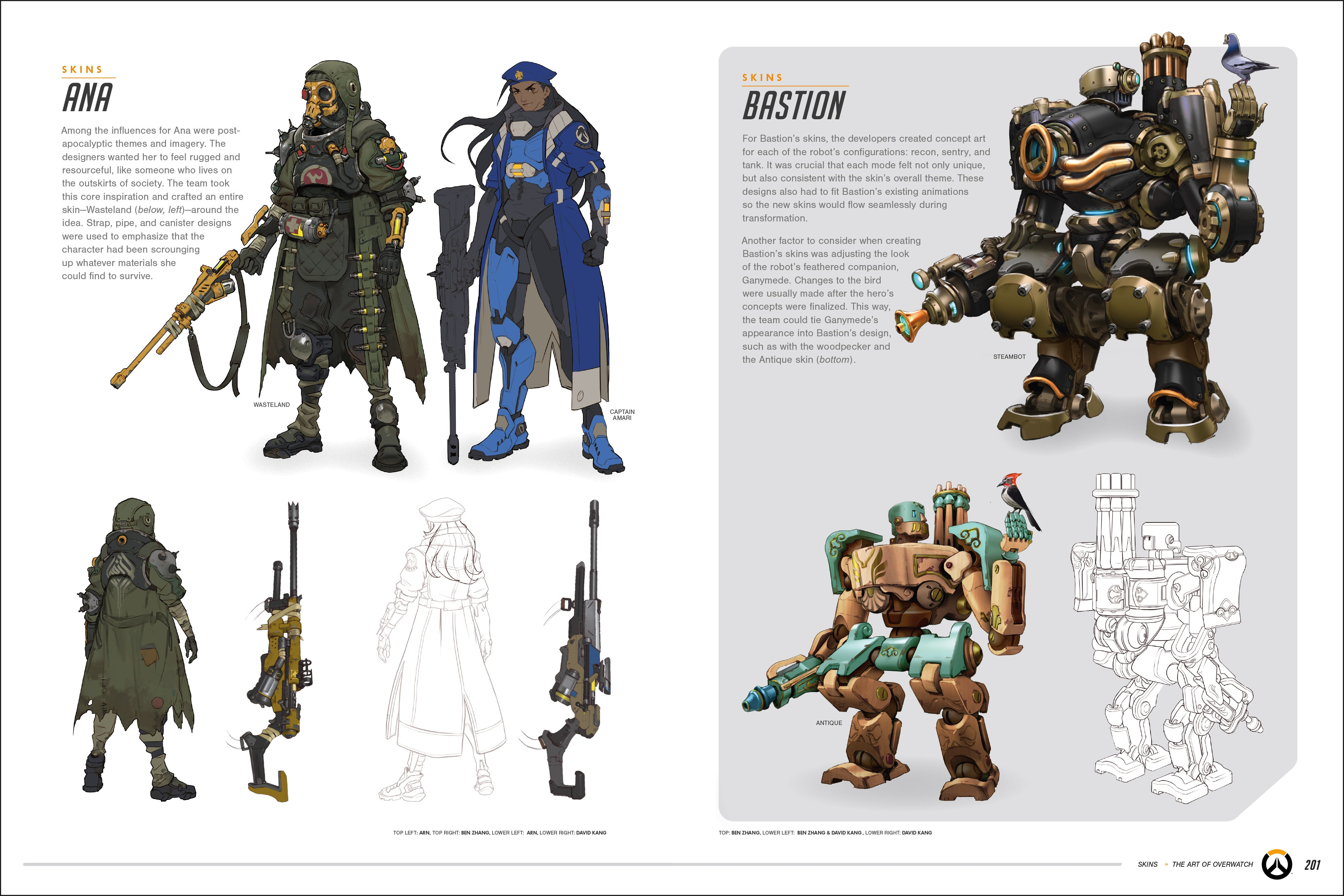 Character Design From The Ground Up Pdf Download : A look inside the art of overwatch kotaku australia