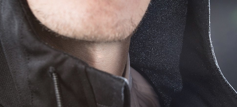 A Hoodie Made From Speaker Fabric Won't Muffle Your Headphones