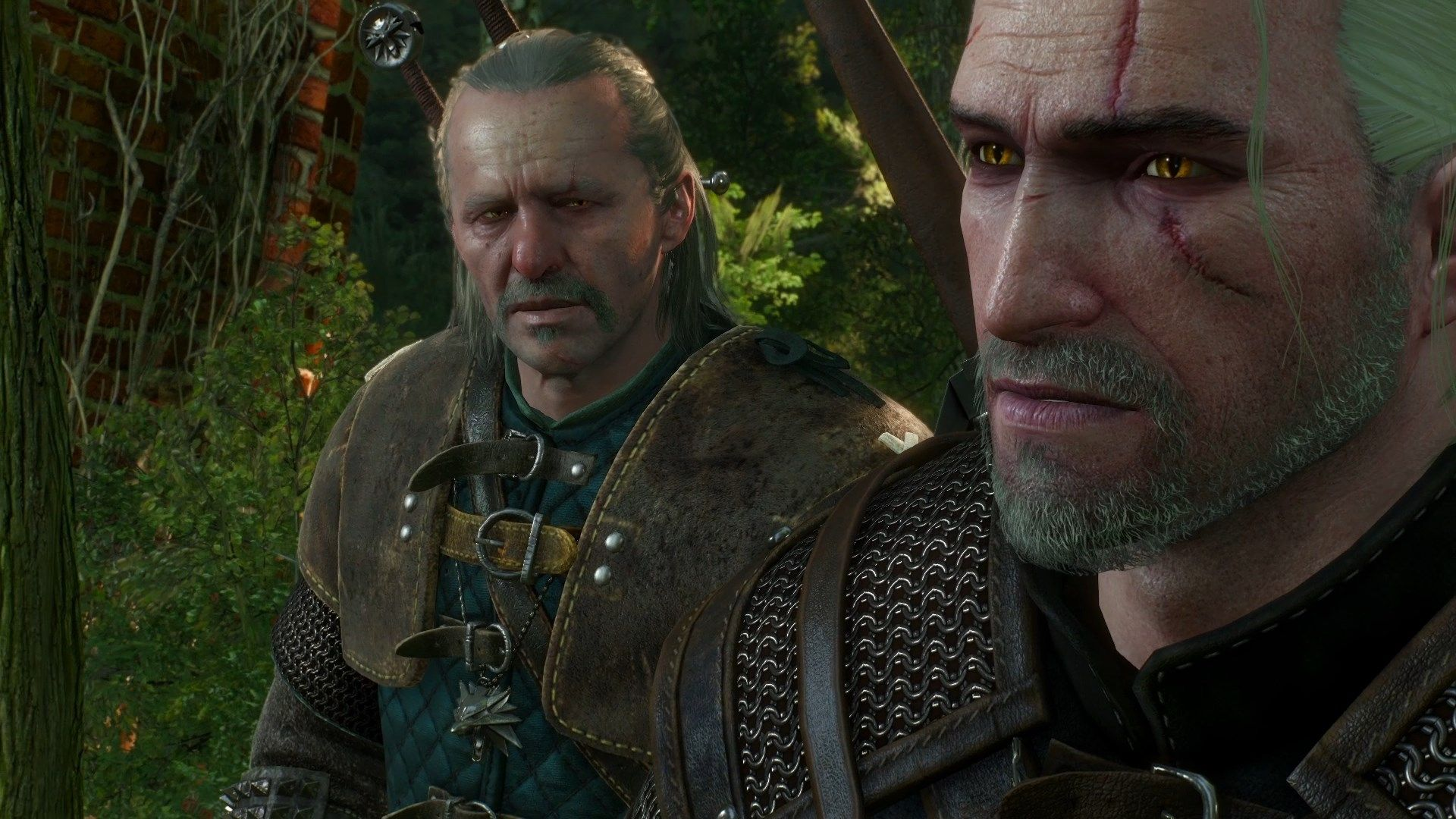 The Witcher Finds Its Uncle Vesemir