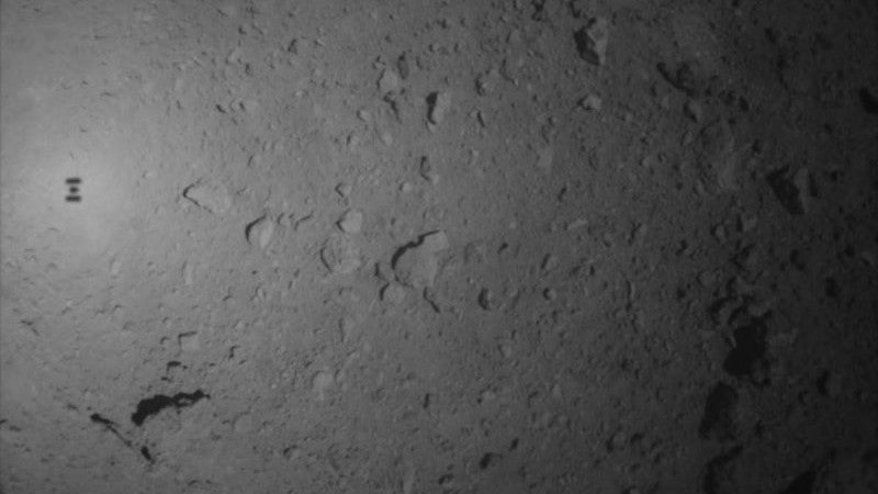 With Time Running Out, Hayabusa2 Spacecraft Fails To Drop Target Marker On Asteroid