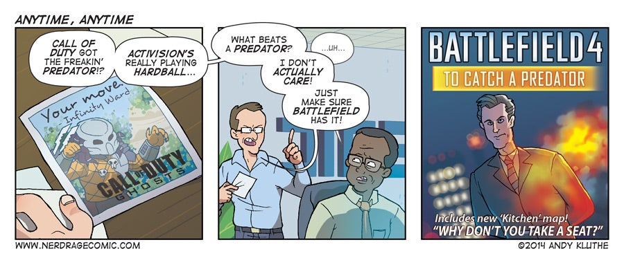 Sunday Comics: To Catch A Predator