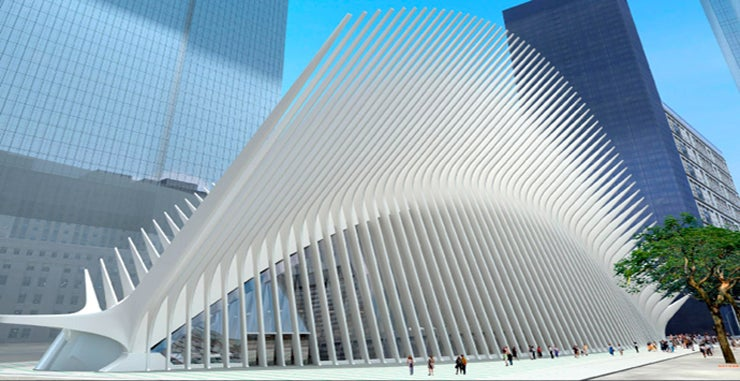 Why Cities Need to Stop Commissioning Calatrava's Fish Skeletons
