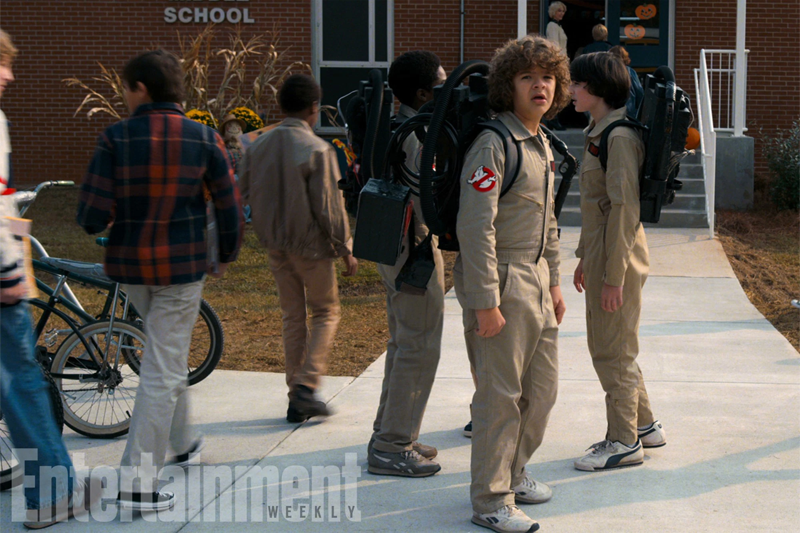Our First Look At Stranger Things Season Two Is Just Gosh Darn Adorable