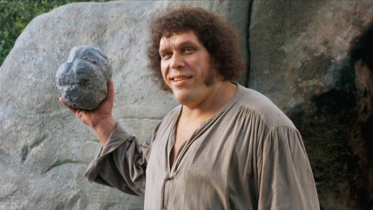 The Short, Sad On-Screen Career Of André The Giant