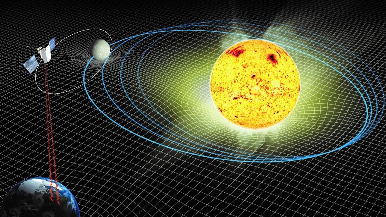Test Of Einstein's Theory Confirms The Sun Is Losing Mass