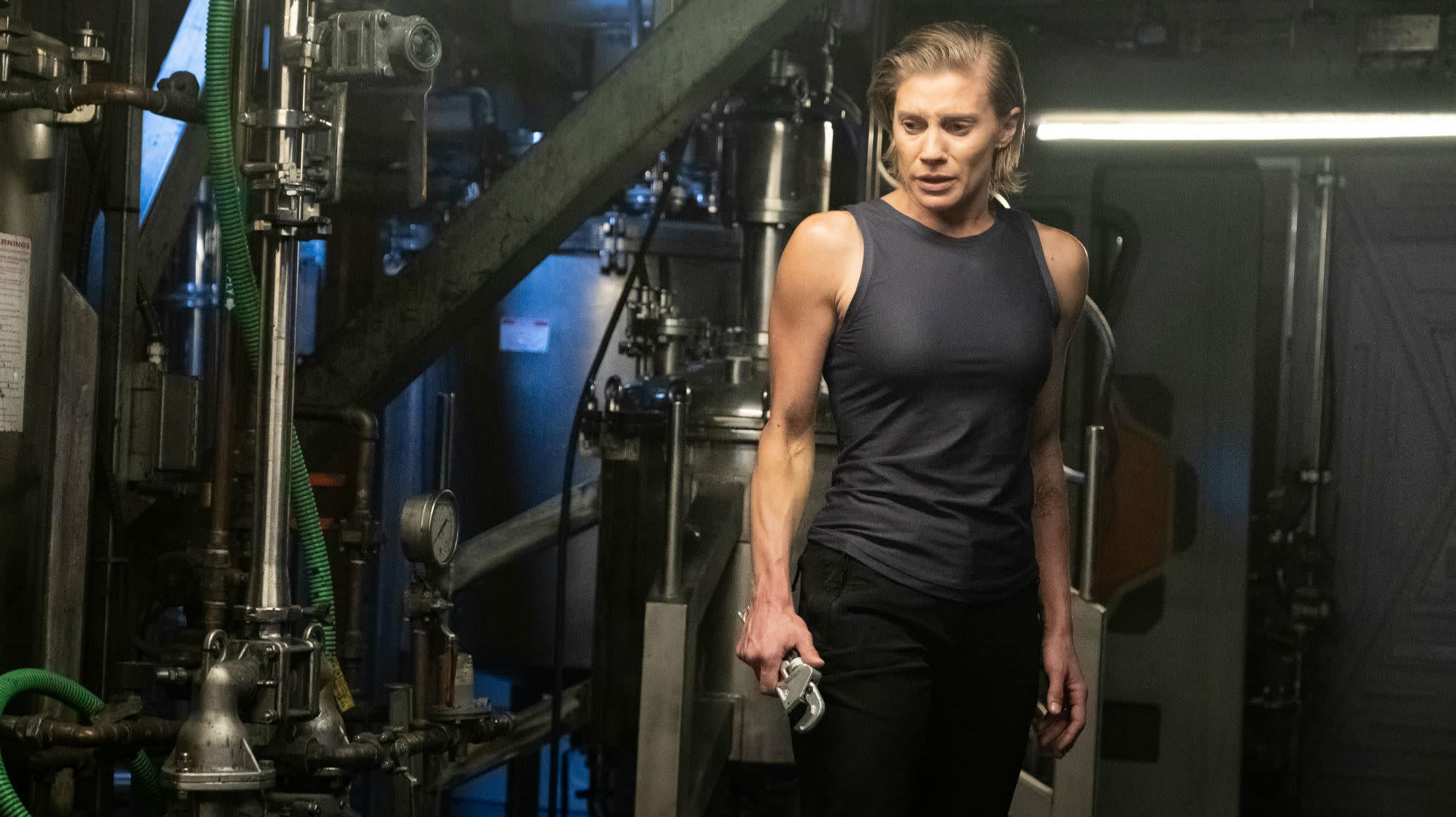 Katee Sackhoff Attempts To Save Humanity In The Trailer For Netflix's Another Life