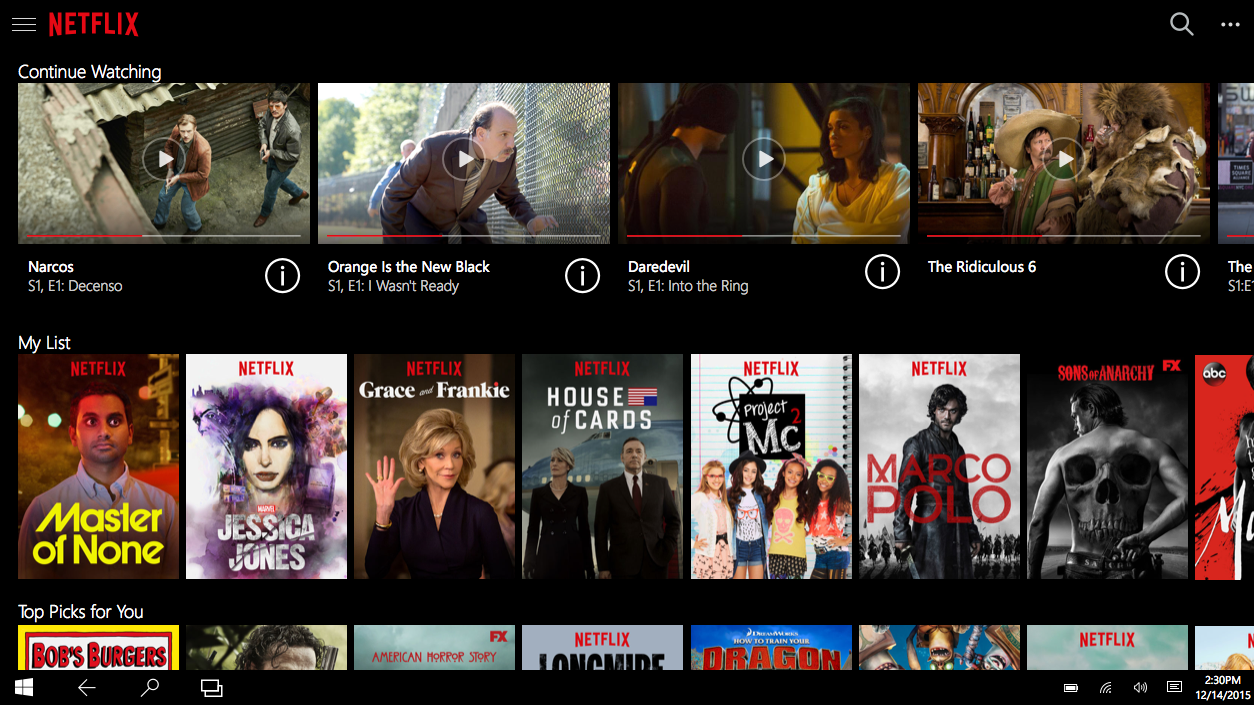 Now You Can Watch Netflix Offline On Windows