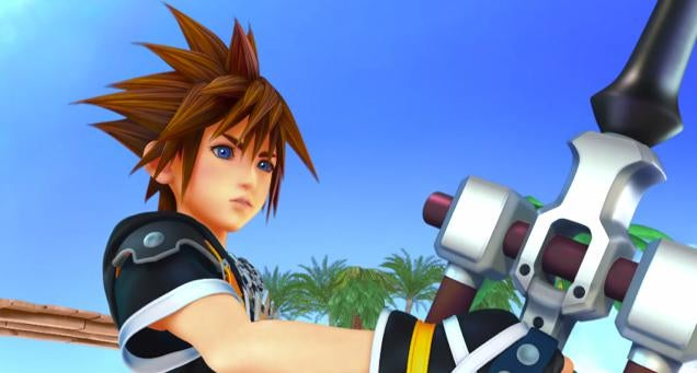 Kingdom Hearts III Is Being Made with Unreal Engine 4