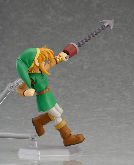 Look At This Legend Of Zelda Action Figure