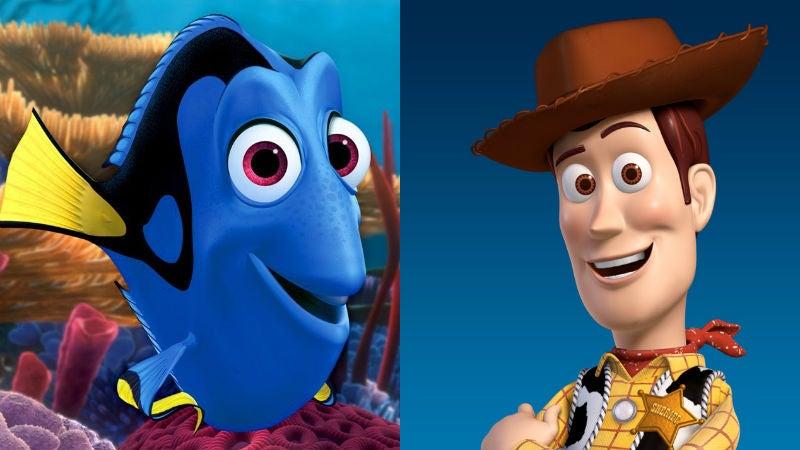Tom Hanks And Ellen DeGeneres Having A 'Pixar Off' Is Too Adorable