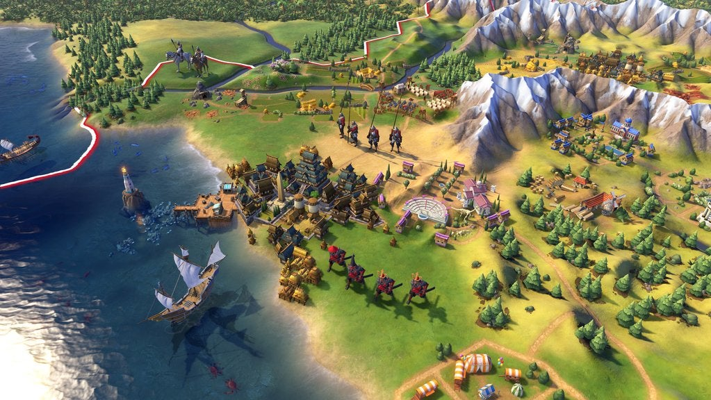 Civilisation VI Coming Later This Year